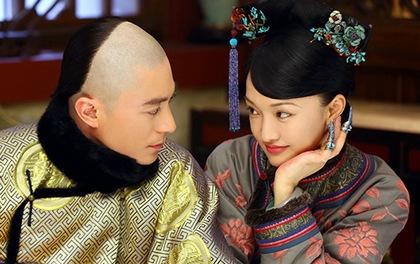 Choáng với hậu trường phim cổ trang của chồng Lâm Tâm Như - 1