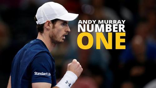 BXH tennis 7/11: Murray ung dung ngôi số 1, Hoàng Nam tiến gần top 600 - 1