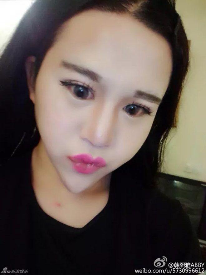 """Ngất xỉu vì """"xà tinh"""" tự nhận mình xinh nhất Trung Quốc - 3"""