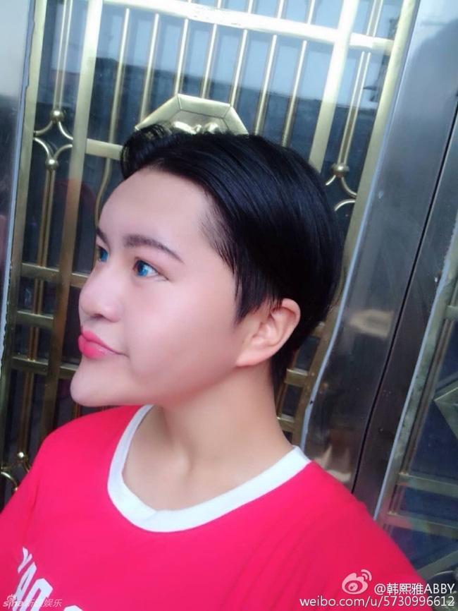 """Ngất xỉu vì """"xà tinh"""" tự nhận mình xinh nhất Trung Quốc - 4"""