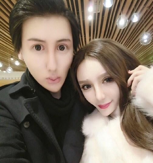 """Ngất xỉu vì """"xà tinh"""" tự nhận mình xinh nhất Trung Quốc - 10"""