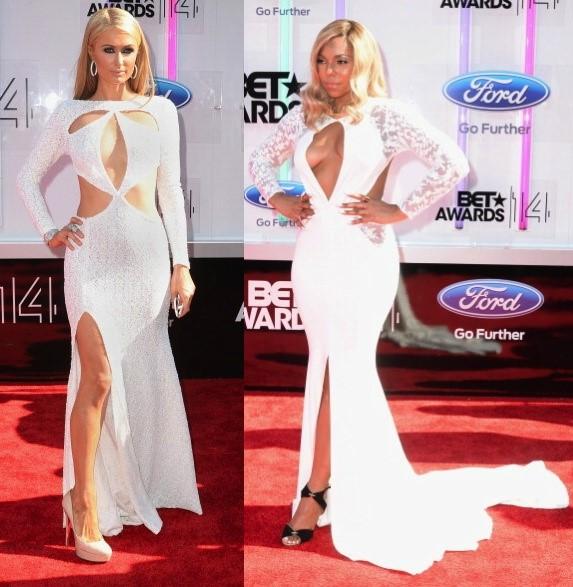 """Dàn mỹ nhân Hollywood """"đụng"""" váy áo """"yêu nữ hàng hiệu"""" Paris Hilton - 8"""