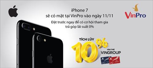 Mua iPhone 7 chính hãng giá tốt ở đâu? - 1