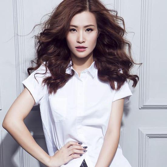 Top 4 kiều nữ Việt nhuộm màu tóc nào cũng đẹp mê hồn - 1