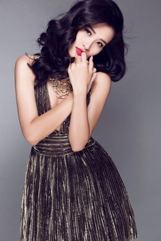Top 4 kiều nữ Việt nhuộm màu tóc nào cũng đẹp mê hồn - 5