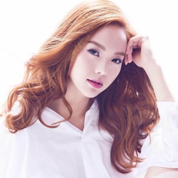 Top 4 kiều nữ Việt nhuộm màu tóc nào cũng đẹp mê hồn - 7