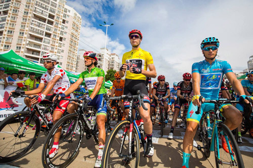 Tay đua Max Walscheid của Team GIANT – Alpecin giành áo xanh chung cuộc - 3