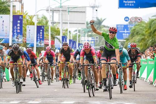 Tay đua Max Walscheid của Team GIANT – Alpecin giành áo xanh chung cuộc - 5