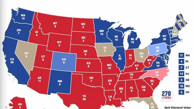Vì sao dân Mỹ không thể tự tay chọn Trump hay Clinton? - 2