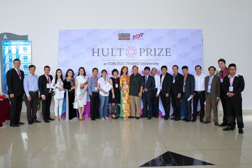Doanh nhân Thảo Tây truyền cảm hứng tại lễ phát động Hult Prize - 1