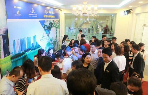 Hơn 500 khách hàng tham dự Lễ ra mắt dự án Gelexia Riverside - 1