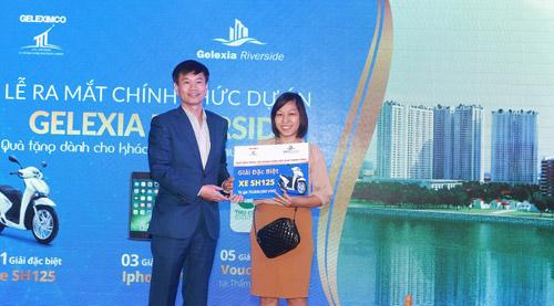 Hơn 500 khách hàng tham dự Lễ ra mắt dự án Gelexia Riverside - 4
