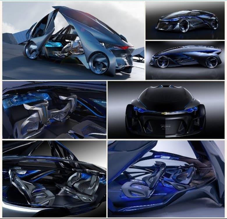 Top 15 mẫu xe concept chúng ta sẽ sớm được trải nghiệm (P1) - 3