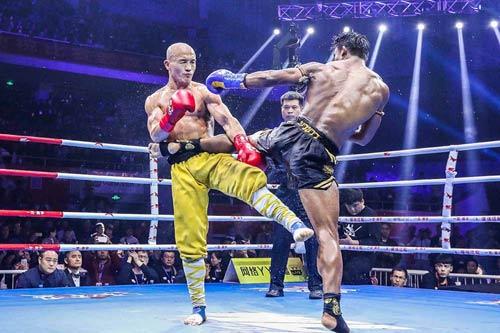 Nóng mắt, võ sĩ MMA số 1 Thái Lan thách đấu Yilong - 1