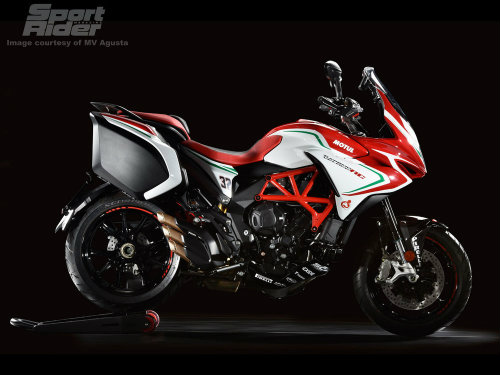 "2017 MV Agusta Turismo Veloce RC ""thách đấu"" Ducati - 1"