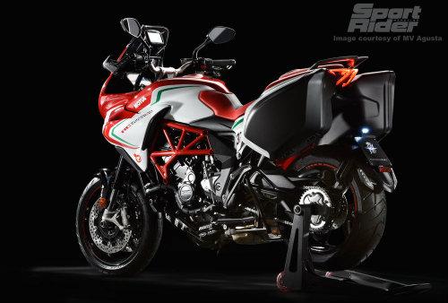 "2017 MV Agusta Turismo Veloce RC ""thách đấu"" Ducati - 2"