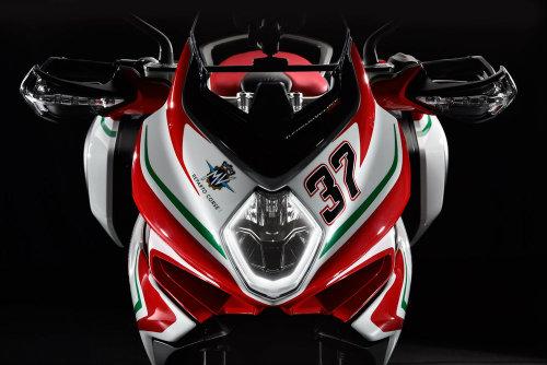 "2017 MV Agusta Turismo Veloce RC ""thách đấu"" Ducati - 4"