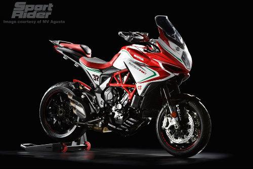 "2017 MV Agusta Turismo Veloce RC ""thách đấu"" Ducati - 3"