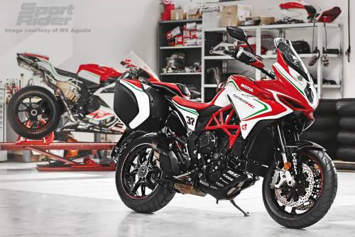 "2017 MV Agusta Turismo Veloce RC ""thách đấu"" Ducati - 6"