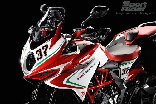 "2017 MV Agusta Turismo Veloce RC ""thách đấu"" Ducati - 8"