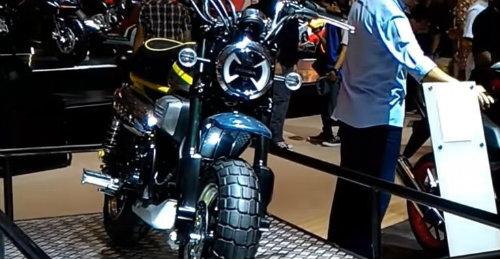 """Môtô """"Con khỉ"""" của Honda tái xuất tại Đông Nam Á - 1"""