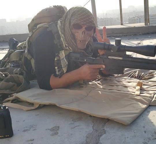 """Bí ẩn đặc nhiệm """"Đội quân vàng"""" khiến IS khiếp sợ ở Iraq - 2"""