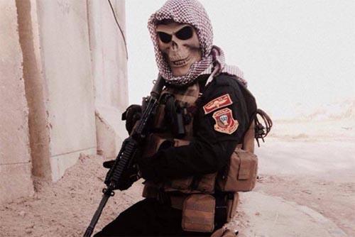 """Bí ẩn đặc nhiệm """"Đội quân vàng"""" khiến IS khiếp sợ ở Iraq - 3"""