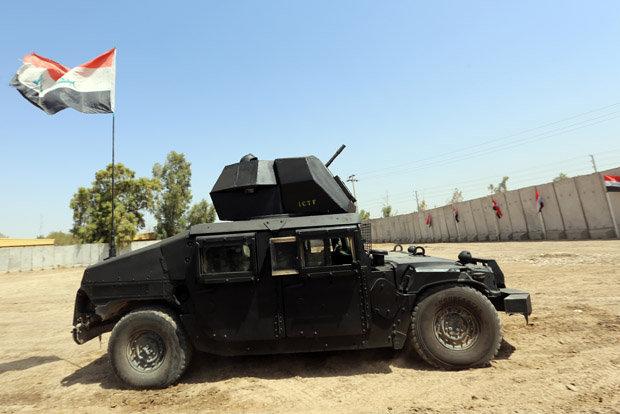 """Bí ẩn đặc nhiệm """"Đội quân vàng"""" khiến IS khiếp sợ ở Iraq - 4"""