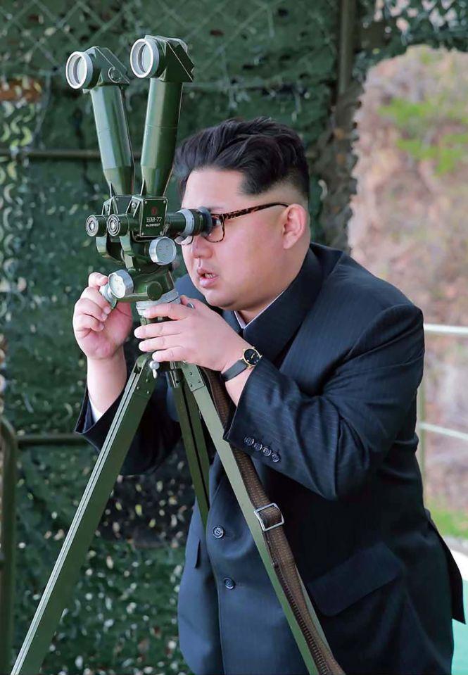 Cách Kim Jong-un truy lùng người đào tẩu khỏi Triều Tiên - 1