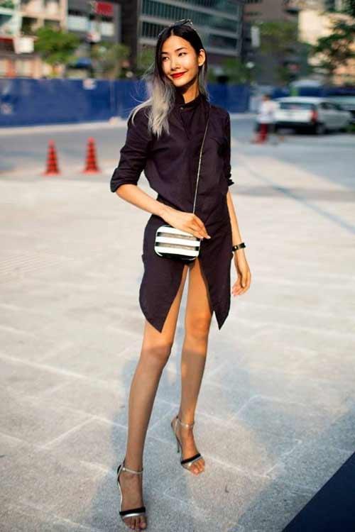 """""""Thót tim"""" vì váy xẻ hông cao táo bạo của mỹ nhân Việt - 8"""