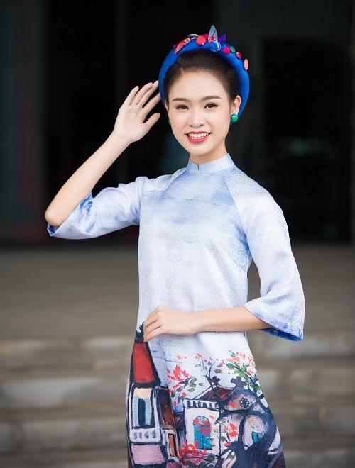 """Hoa - á hậu HHVN 2016, ai nói tiếng Anh """"đỉnh"""" nhất? - 4"""