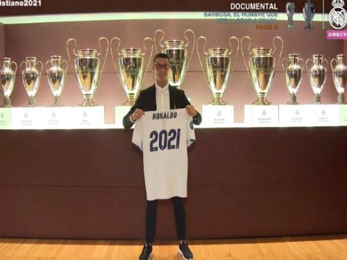 """Ronaldo CHÍNH THỨC ký hợp đồng """"tỷ đô"""" với Real - 1"""