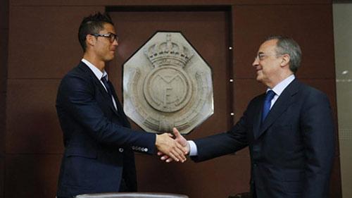 Ký hợp đồng tỷ đô với Real, Ronaldo sẽ kiếm tiền đỉnh nhất 2017 - 1