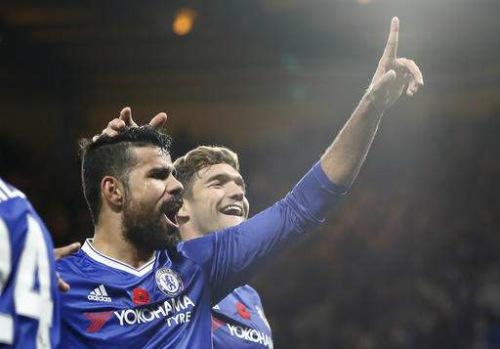 "Diego Costa: ""Trai ngoan"" đúng mực của Chelsea-Conte - 1"