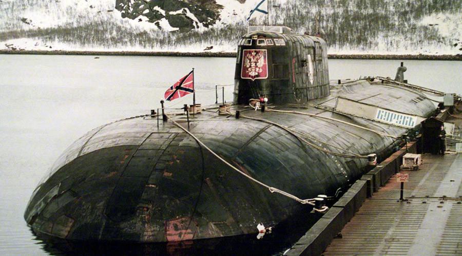 Thảm kịch sát thủ tàu ngầm Nga chuyên diệt tàu sân bay Mỹ - 1