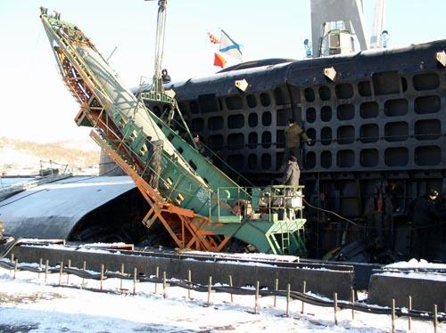 Thảm kịch sát thủ tàu ngầm Nga chuyên diệt tàu sân bay Mỹ - 3