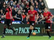 Bóng đá - Góc chiến thuật Swansea – MU: Chìa khóa Carrick