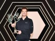 Thể thao - Tennis 24/7: Ngôi số 1 TG không quan trọng nhất với Murray