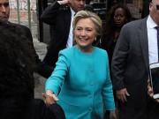 Thế giới - FBI tung kết quả điều tra bà Clinton 2 ngày trước bầu cử