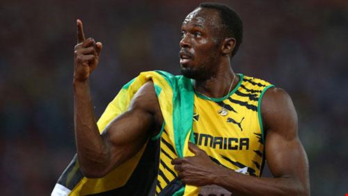 Usain Bolt: 'Nếu MU cần tôi bây giờ, tôi tới ngay' - 1