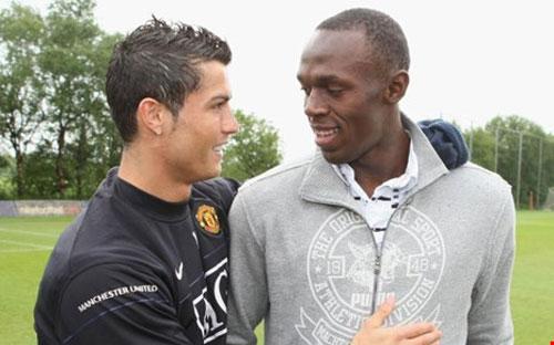 Usain Bolt: 'Nếu MU cần tôi bây giờ, tôi tới ngay' - 2