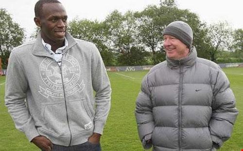 Usain Bolt: 'Nếu MU cần tôi bây giờ, tôi tới ngay' - 3