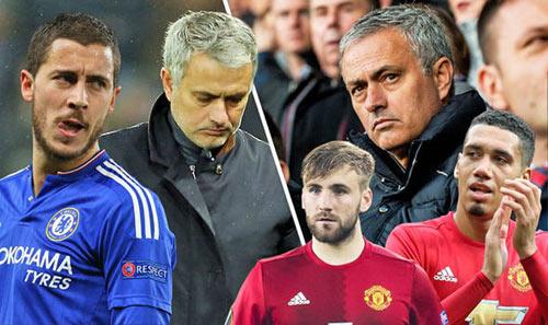 """""""Đốm lửa"""" ở MU: Mourinho đừng lại """"tự thiêu"""" - 1"""