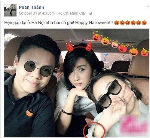Thiếu gia Phan Thành đập tan tin đồn yêu hot girl - 2