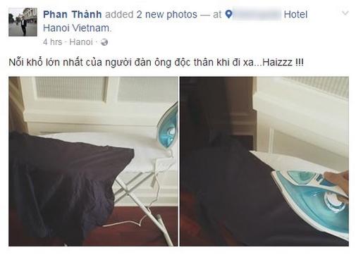 Thiếu gia Phan Thành đập tan tin đồn yêu hot girl - 5