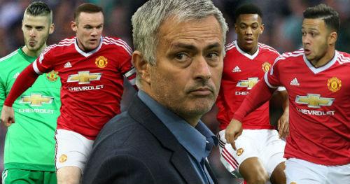 "MU: Mourinho hy sinh kỳ nghỉ Giáng Sinh, ""trảm"" 2 SAO - 1"