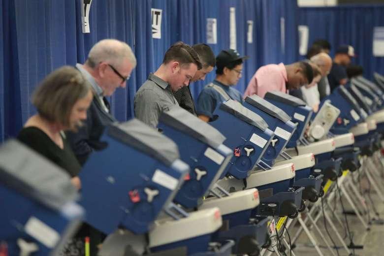 Bầu cử Mỹ: 41 triệu người đã chọn xong tổng thống - 1