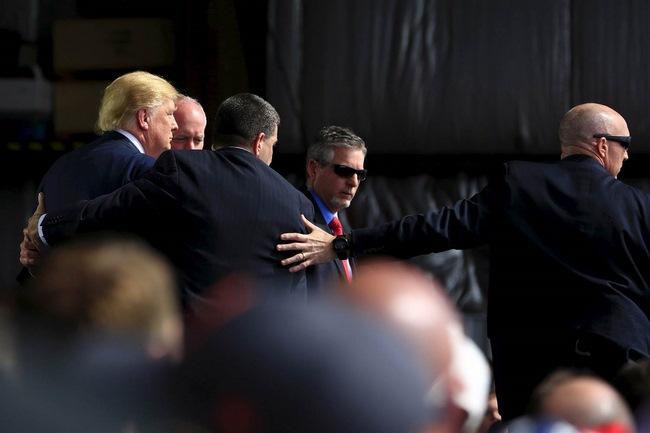 Ứng viên Tổng thống Mỹ chi trăm triệu USD bảo đảm an ninh - 4