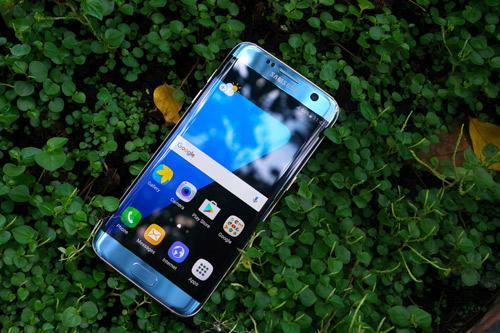 Galaxy S7 edge Xanh Coral - Vẻ đẹp từ sự an nhiên - 6