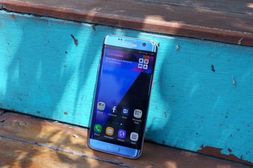 Galaxy S7 edge Xanh Coral - Vẻ đẹp từ sự an nhiên - 1